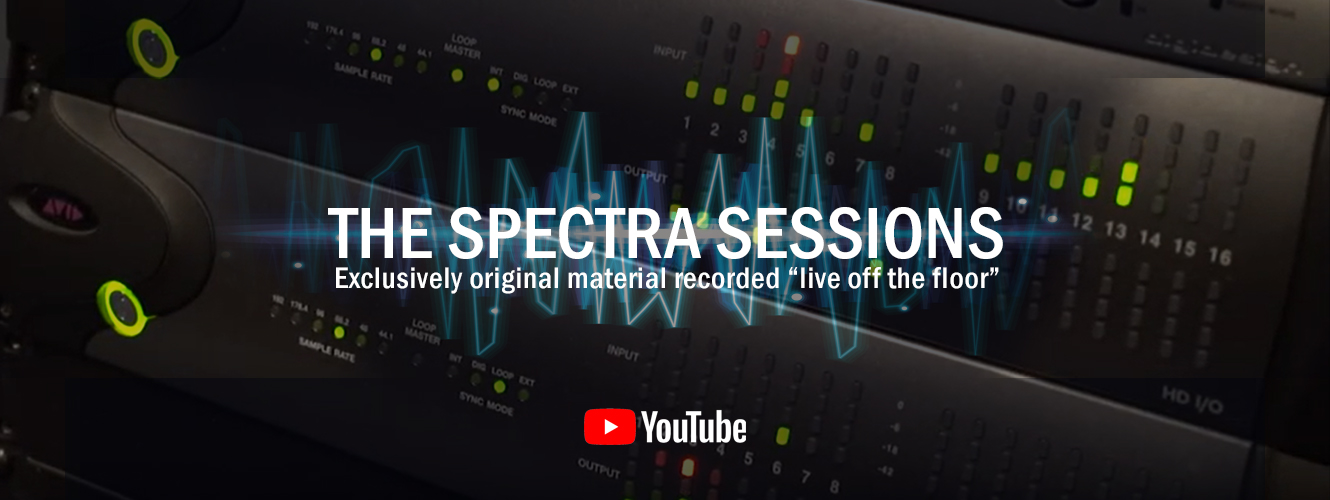 The Spectra Sessions